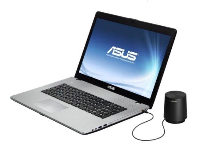 Игровой мультимедийный ноутбук Asus N46