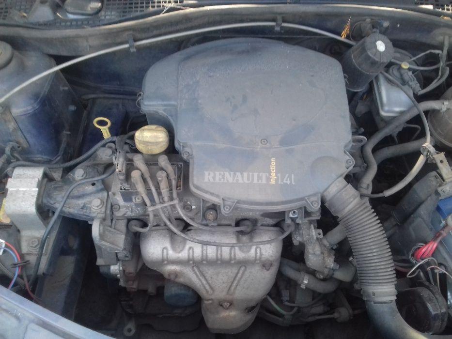 Electromotor Dacia Logan 1.4 mpi an 2006