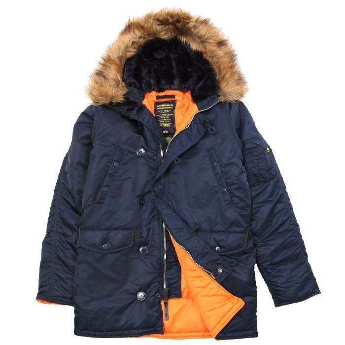 Куртка-Аляска (Ретро 80х годов)