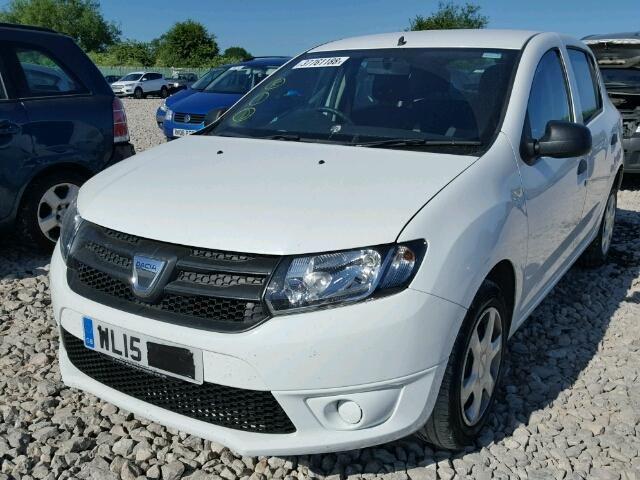 Dezmembrez Dacia Sandero 1.2 2015