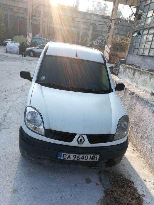 Renault Kangoo на части