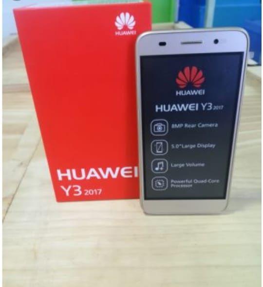 Huawei y3. Selado