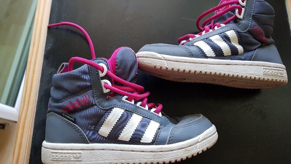 Детски Оригинални Кецове Adidas Pro Play Primaloft Водоустойчиви