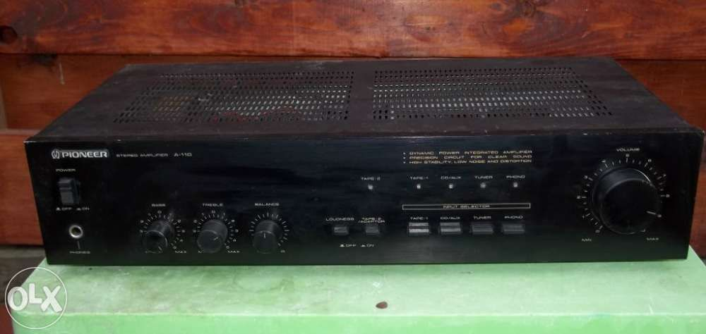 Amplituner Pioneer A110 statie audio