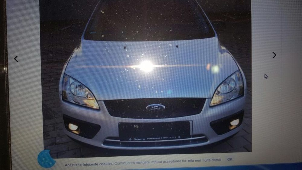 Bara fata trager capota aripa Ford Focus 2 an 2006