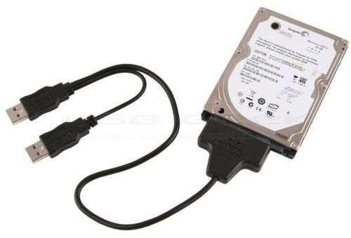 Cablu hard disk sata - usb HDD Hard