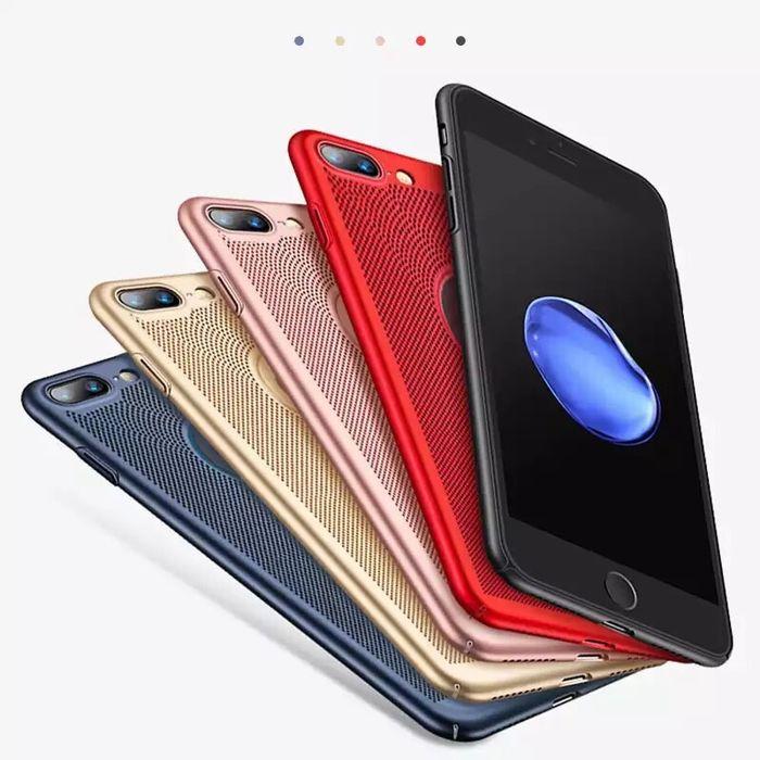 Dissipação de Calor , fina de plástico, para IPhones 6 7 8/Plus até X
