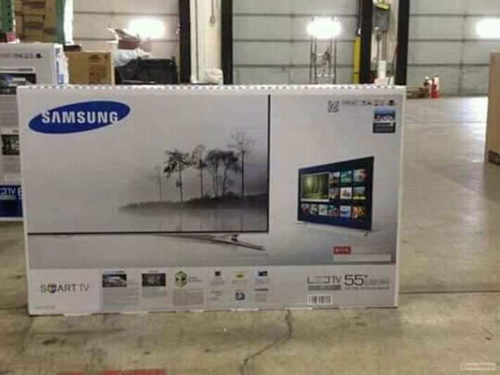 "Plasma Samsung 55"""