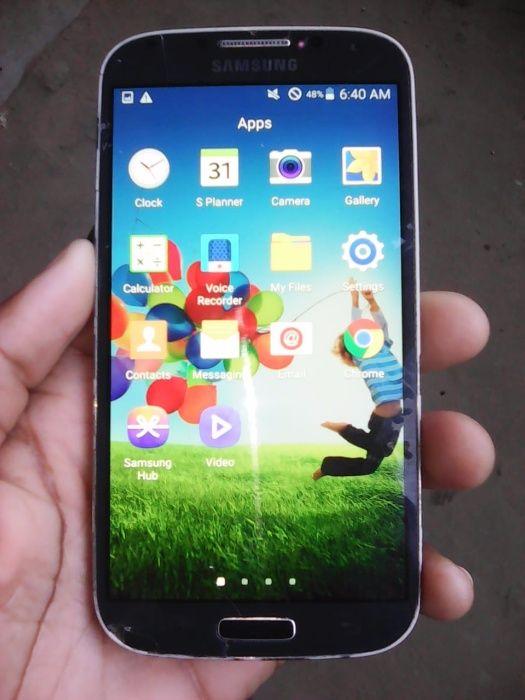 LCD de S4 grande