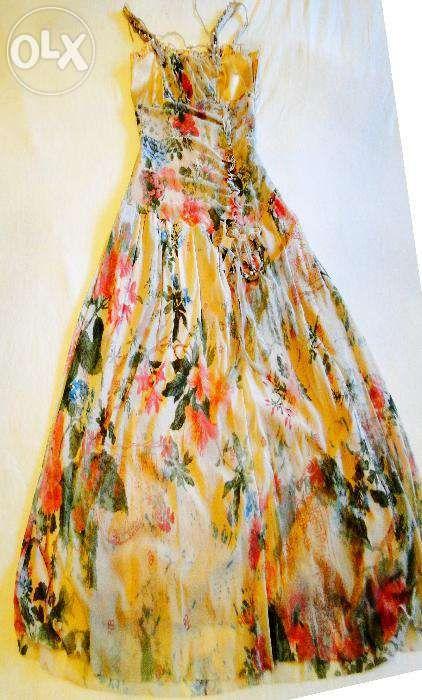 Rochie de ocazie - HUEVO BLANCO-Portugalia