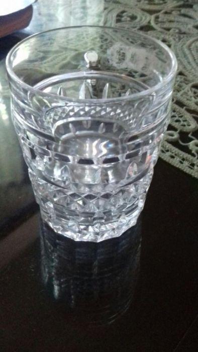 Set 5 pahare cristal