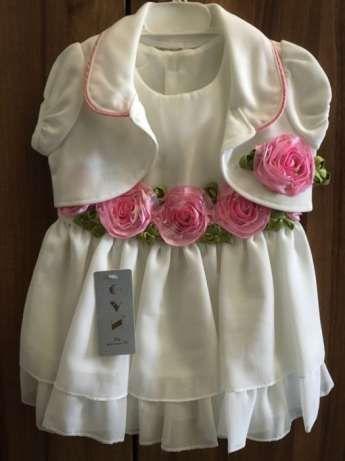 Новое платье с болеро (Турция), 86 см