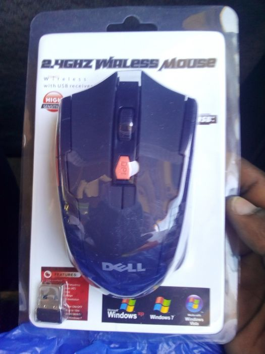 Mouse Dell warless sem fio