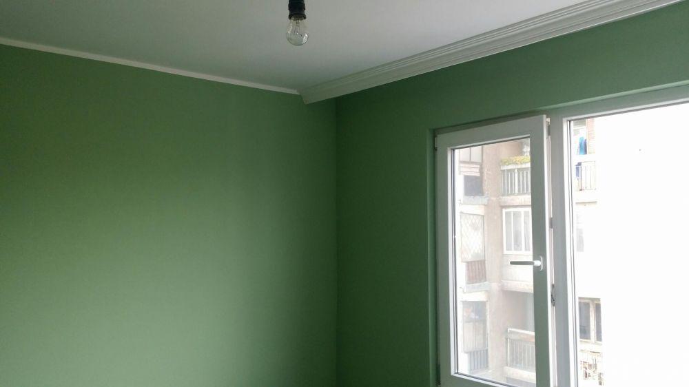 Ремонт на домове и офиси - боя, шпакловка, обръщане на прозорци