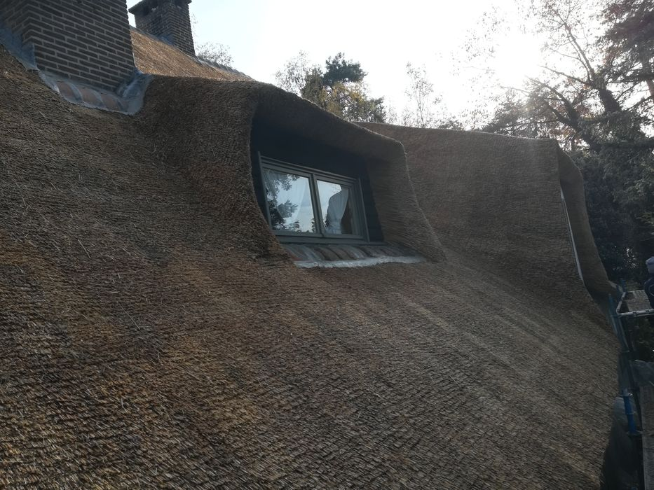 acoperiș stuf!!