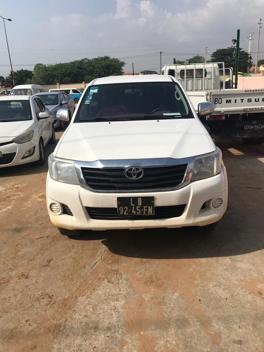 Toyota hilux impecável diesel