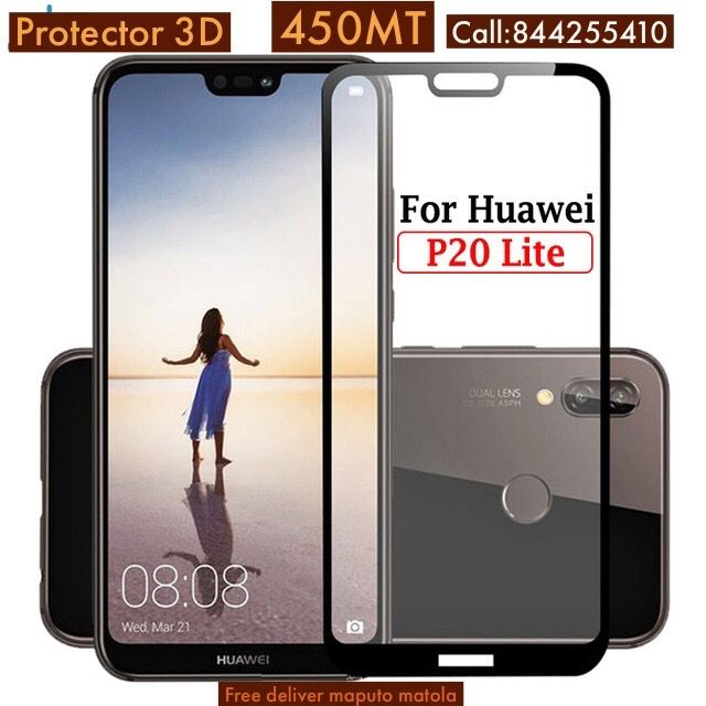 Screen protecter for p20 lite