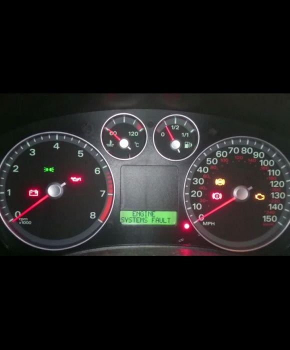 Reparatii ceasuri bord ford focus mk2 kuga s-max mondeo transit