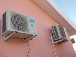 Montagem ar condicionado
