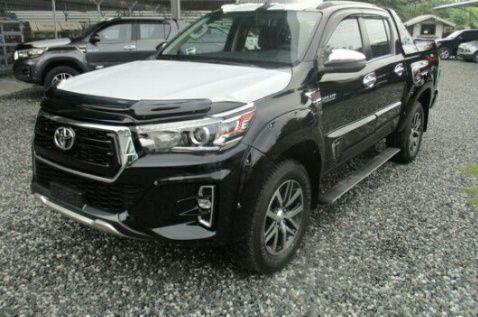 Vendo Toyota Hilux Vigo