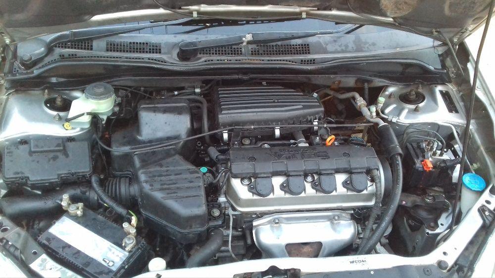 Honda Civic tudo operacional sem problemas Bairro Jorge Dimitrov - imagem 4