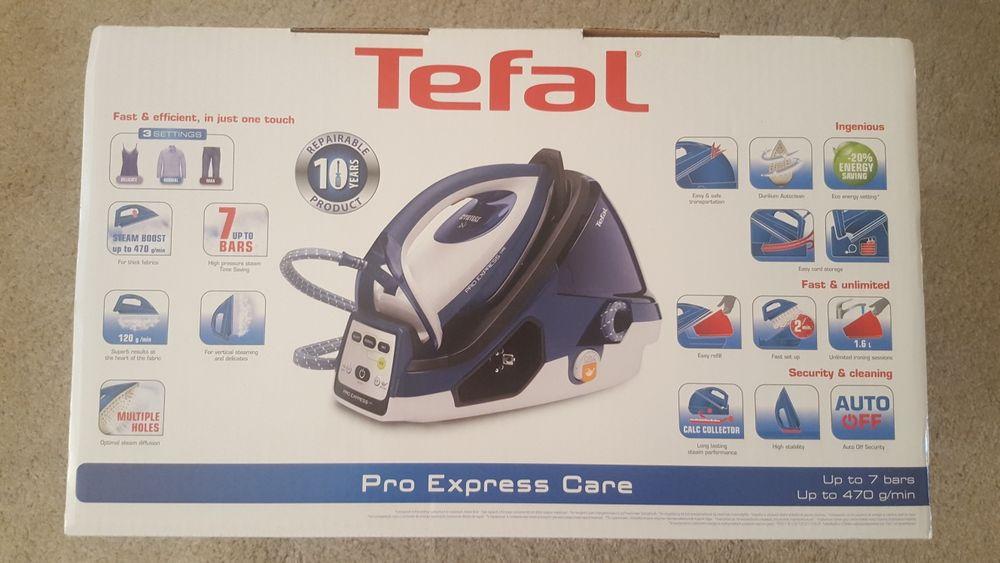 Stație de călcat Tefal Pro Express Care