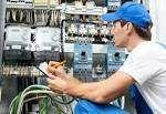 Prestamos serviços de electricidade de construção civil e industrial