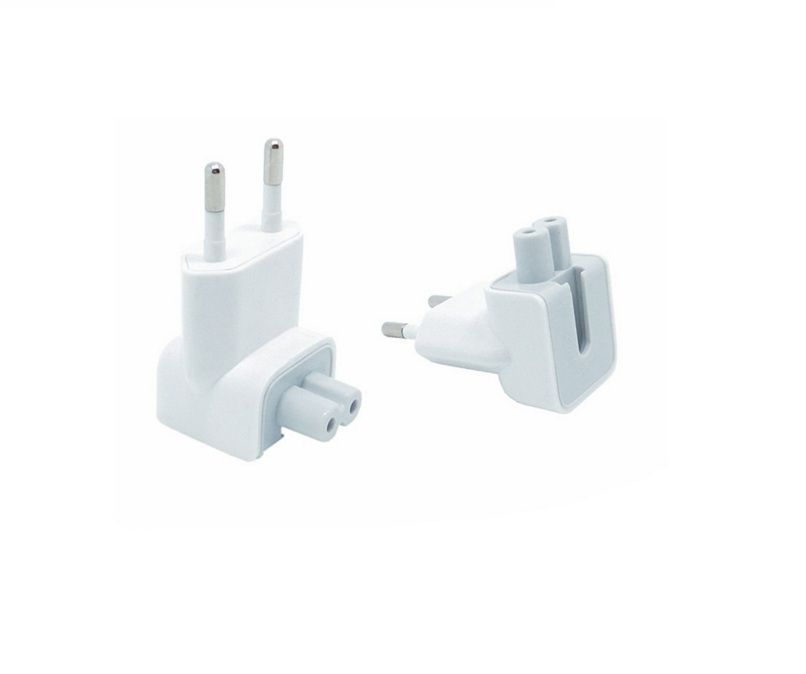 Adaptor priza EU pt incarcator Apple Macbook iPhone iPad AC 100-220V