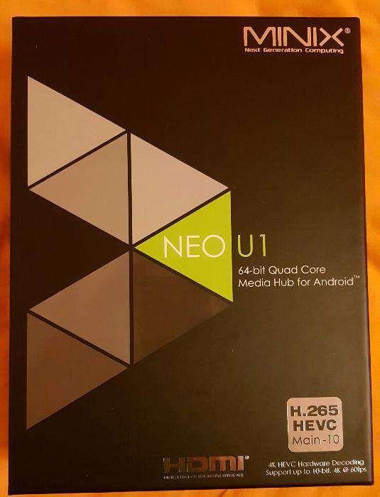 Minix Neo U1 + remote A2 mini(schimb cu Nvidia Shield)