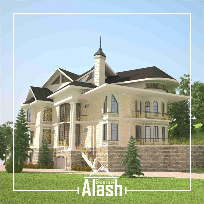 50% скидка! Архитектурное проектирование Дома! Проект дизайн
