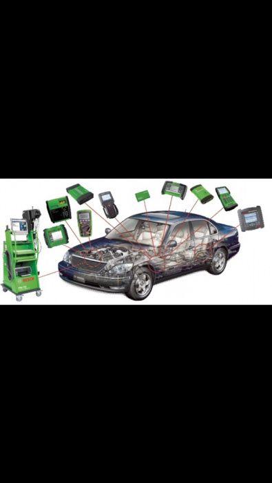 Diagnoza Auto 30 Ron Non Stop Constanta Tester auto Service auto