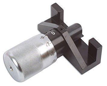 Инструмент за измерване обтягането на ремъка на разпределителния вал