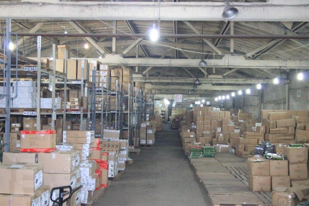 Аренда складского помещения в центре города от собственника от 1 кв. м