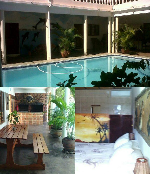 Venda de uma pensão com 20 suites, loc na Matola Rio Tubiacanga
