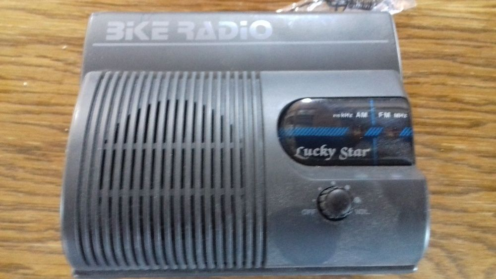 Radio portabil cu bateri