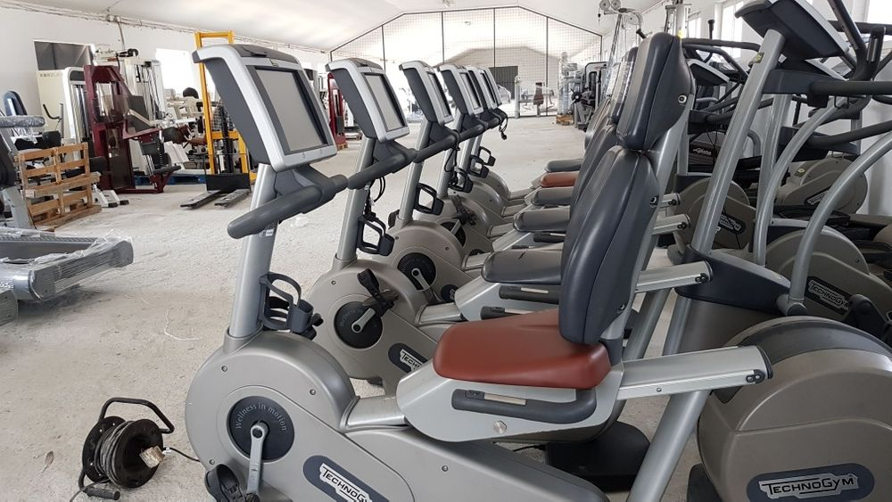 Aparate profesionale fitness second
