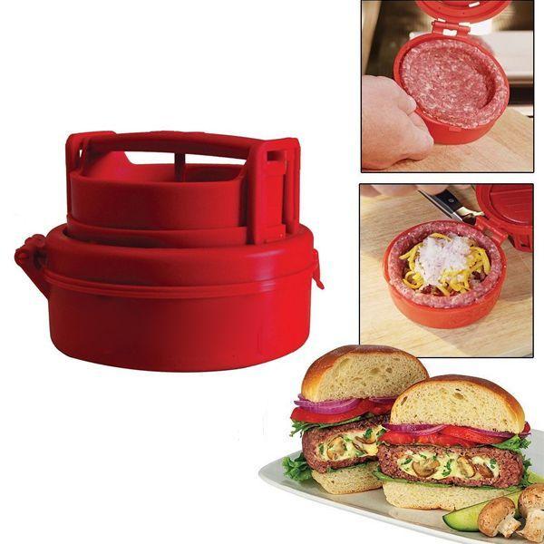 Пресс-Гамбургер для прессования мяса,Сделайте фаршированные котлеты