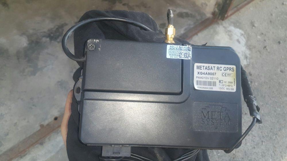 GPRS META SYSTEM-Система за проследяване със СИМ карта за автомобил.