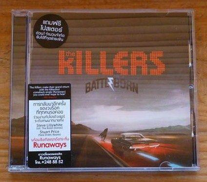 CD original sigilat The Killers - Battle Born