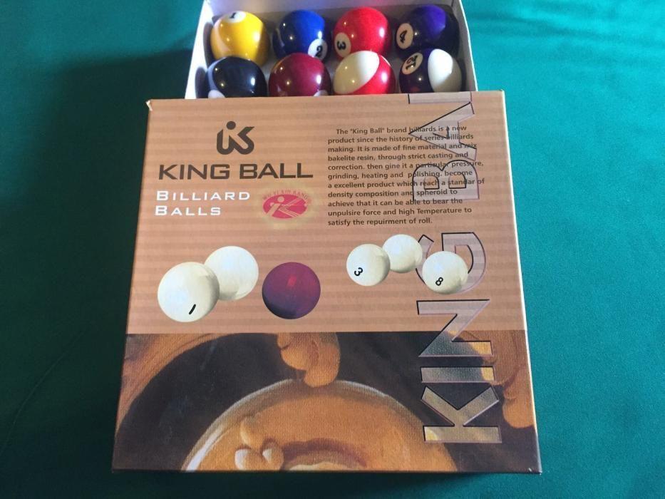 bile noi pentru biliard king ball