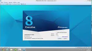 Software Primavera - instalação e configuração