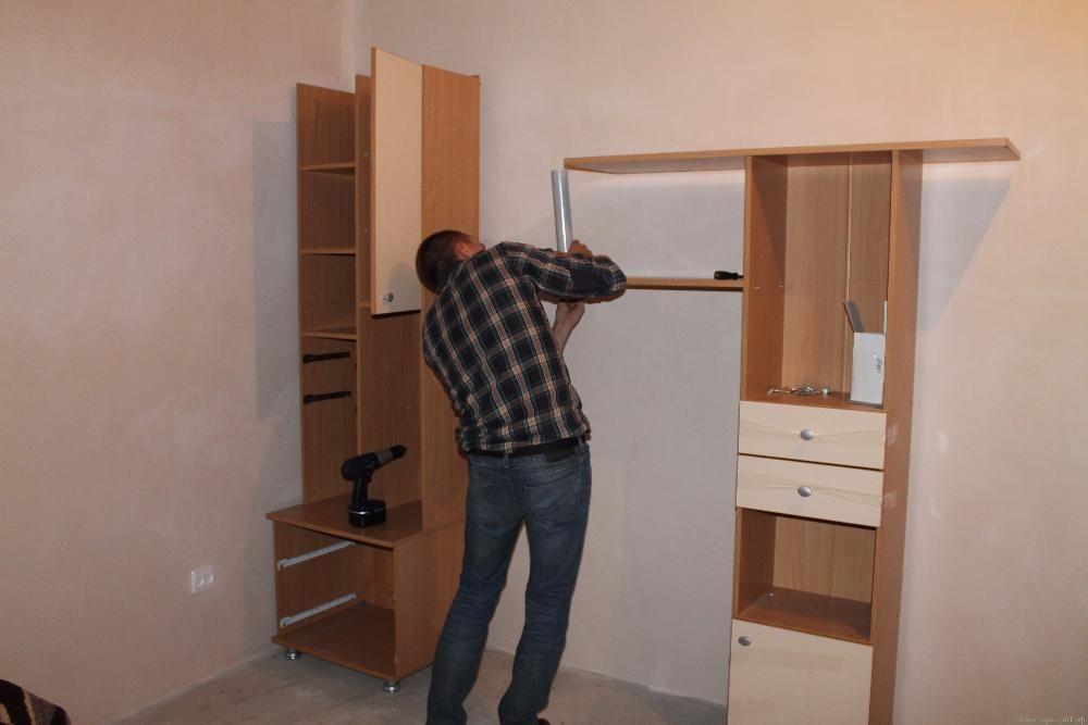 Ремонт, сборка-разборка мебели.