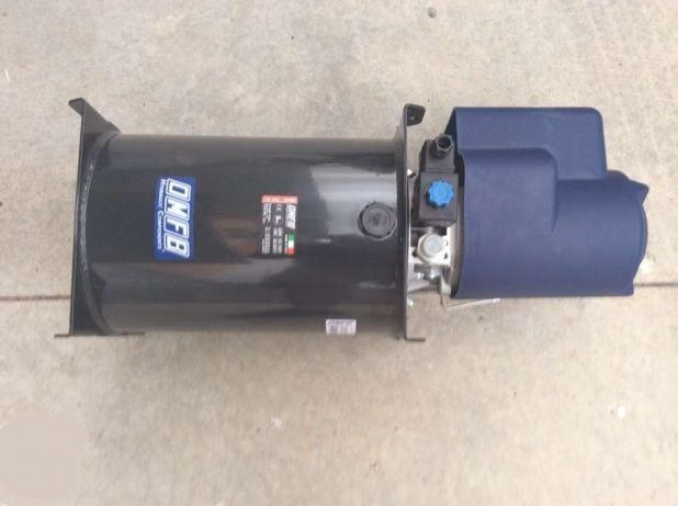 Pompa de basculare 12V de forta