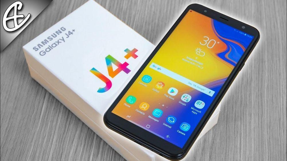 Samsung J4 Plus/novo na caixa !