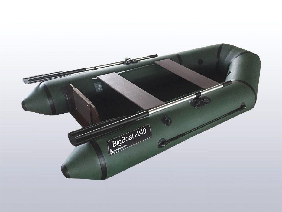 Новая лодка ПВХ BigBoat C240