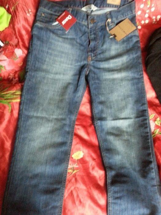 Подростковые новые джинсы