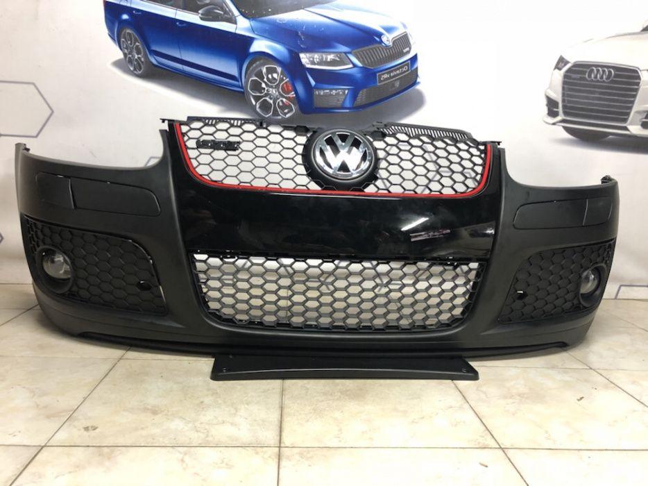 Bara Fata VW Golf 5 GTI Completa cu Embleme si Proiectoare