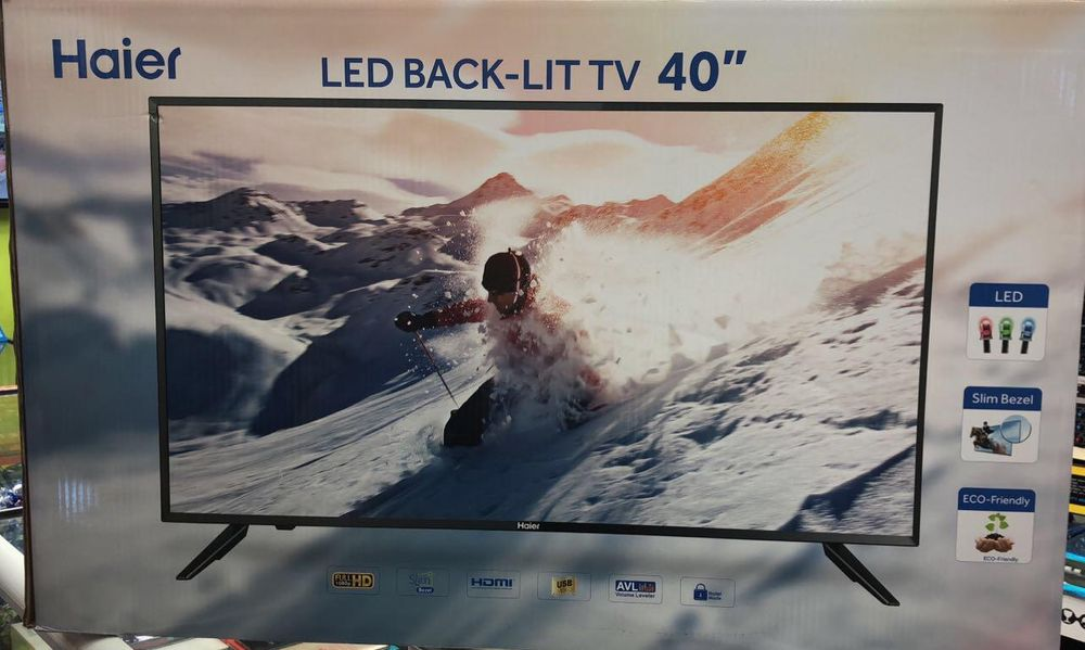 Tv Haie Led 40