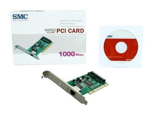 Placa de rede 10/100/1000 PCI
