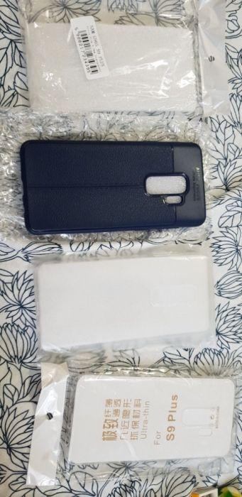 Vând husa pentru Samsung Galaxy S9 plus